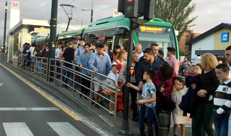 En Andalucía nos gusta el metro y los datos lo demuestran: más de 18,5 millones de usuarios se han subido en ellos de enero a junio