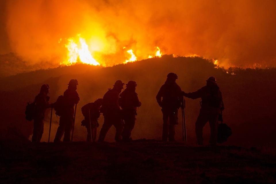 Andalucía en riesgo extremo de incendio y los sindicatos advierten que faltan efectivos