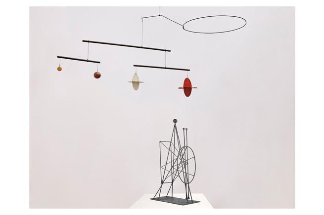 Picasso Vs Calder, más de 100 obras de admiración mutua y desafío a lo establecido