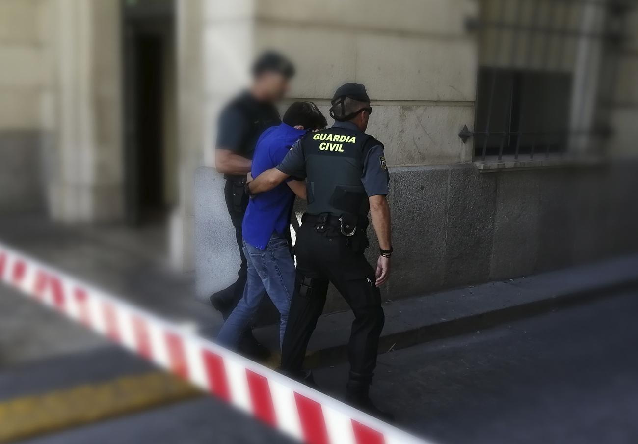 Caso Magrudis: La jueza envía a prisión sin fianza a José Antonio Marín y Sandro Marín