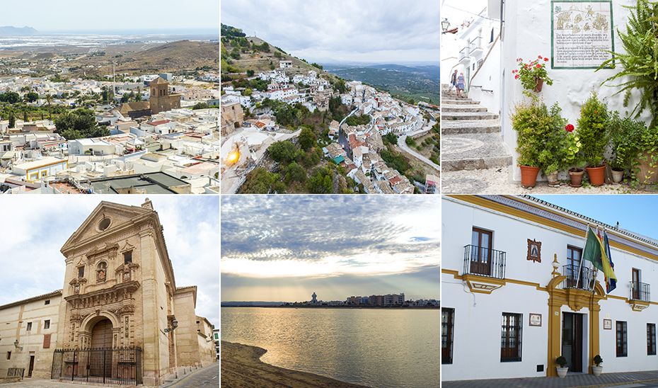 Seis nuevas localidades superan el último trámite para su declaración como Municipio Turístico de Andalucía