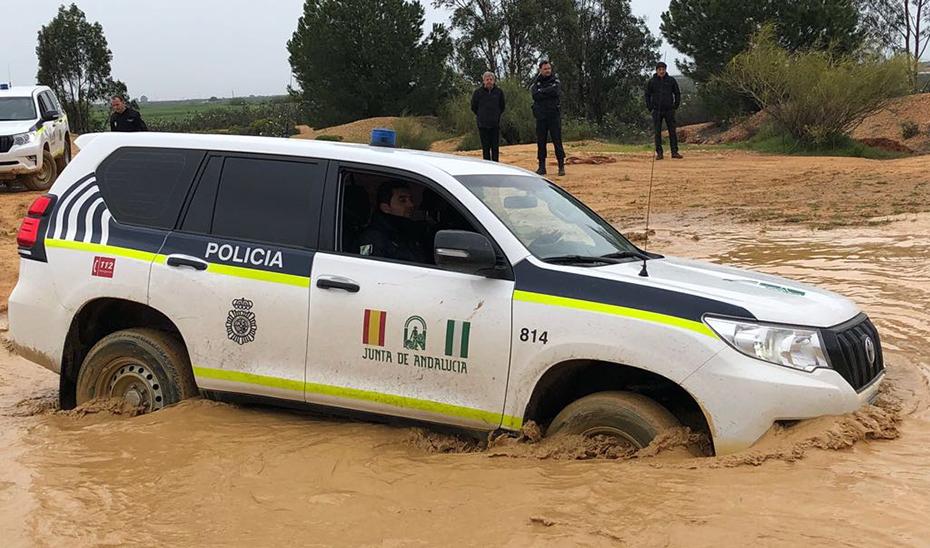 La Unidad de Policía Adscrita de Andalucía cumple 25 años