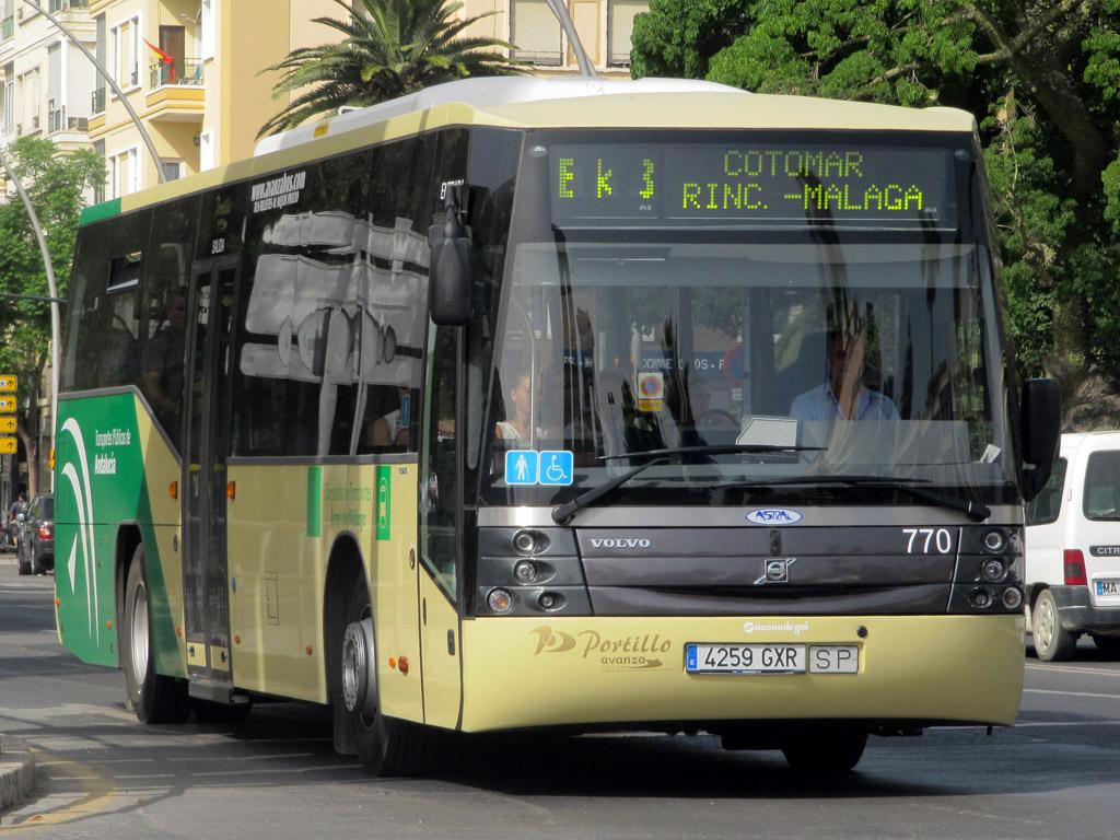 A los andaluces nos gusta viajar en autobús, 54 millones de viajeros en lo que va de año