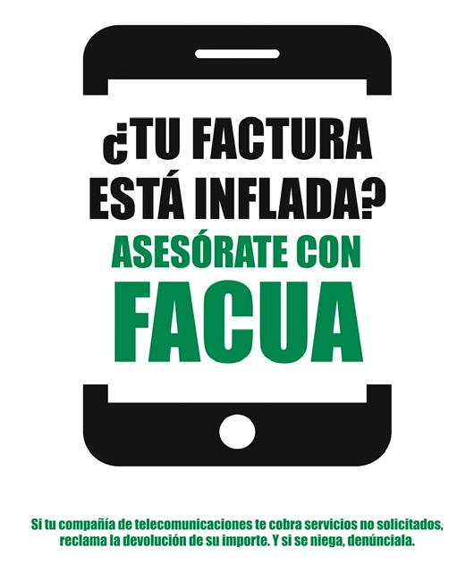 Campaña FACUA Andalucía