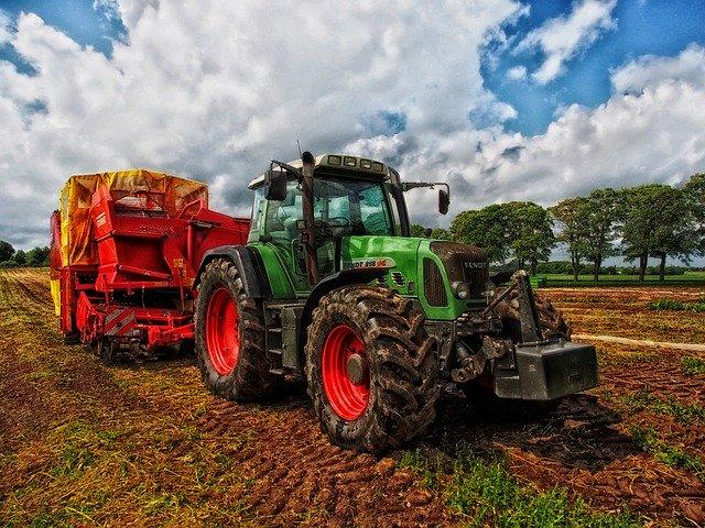 Agricultura Andalucía