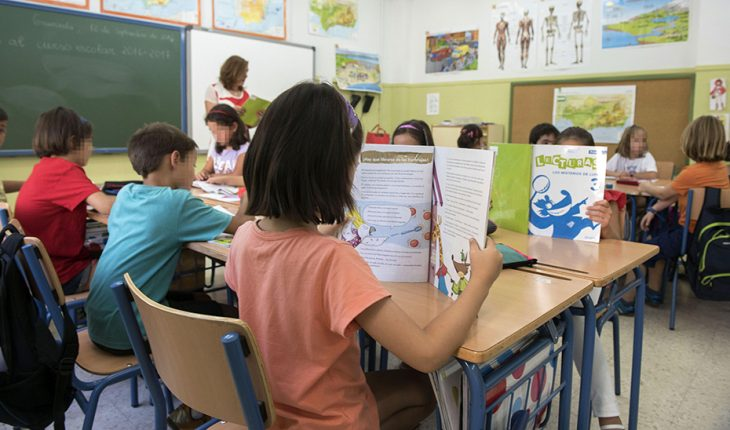 Este lunes comienza la escolarización en Andalucía para el curso 2020/21