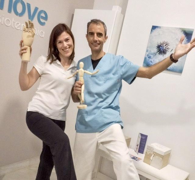 VÍDEO En Salud Informa T: Prueba de flexión-extensión de columna