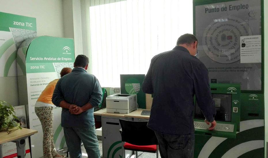 Renovación automática de más de 220.000 demandas de empleo hasta el 31 de marzo en Andalucía