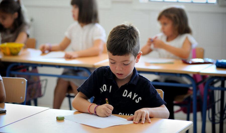 Las familias andaluzas podrán inscribir a sus hijos del 11 al 17 de junio en el Programa de Refuerzo Estival