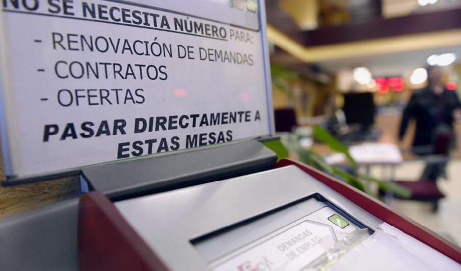 Los demandantes de empleo en Andalucía pueden solicitar el alta en el SAE por internet