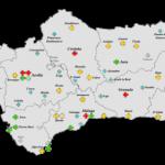 Desciende el número de nuevos contagios por Coronavirus en Andalucía con 280 casos hoy. Consulta aquí los afectados en tu distrito sanitario