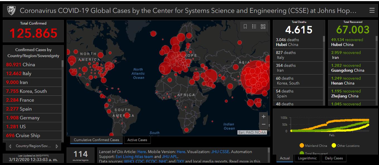 Más de 150.000 personas morirán en Europa en la primera ola de la pandemia por COVID-19