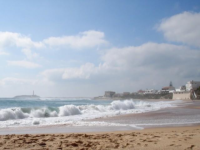 El cambio climático 'se tragará' la mitad de las playas a finales de este siglo