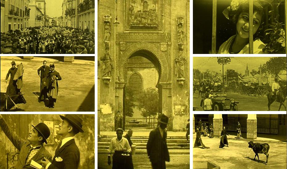 Cultura amplía la oferta cultural 'online' con dos proyecciones desde la Filmoteca de Andalucía