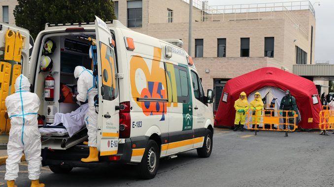 Personal sin formación asistencial atiende en Andalucía llamadas del teléfono de emergencias 061 para el Coronavirus