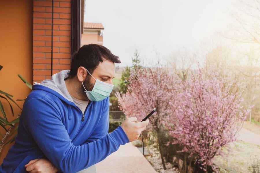 Las personas asintomáticas transmiten el coronavirus en el 59 % de los casos