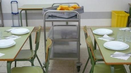 UGT denuncia que la Junta ha dejado a miles de niños fuera de las ayudas de comedor en Andalucía