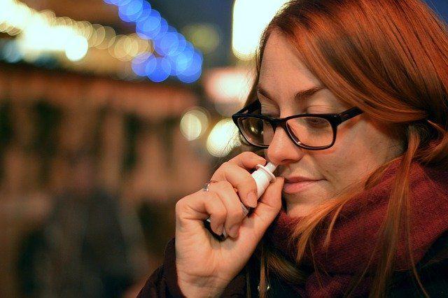 Una prueba de olfato que predice lesiones cerebrales