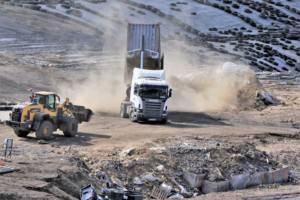 La Junta somete a consulta pública la prolongación de la actividad de los vertederos de residuos peligrosos en plena alarma sanitaria