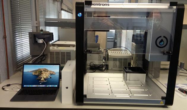 Andalucía incorpora dos nuevos equipos robóticos donados con capacidad para analizar 2.400 PCR al día