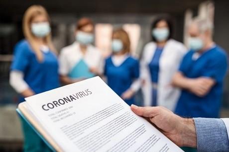 sanitarios coronavirus