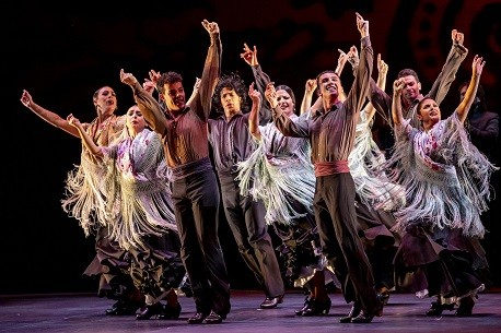 El Ballet Flamenco de Andalucía inicia una gira por los principales teatros andaluces