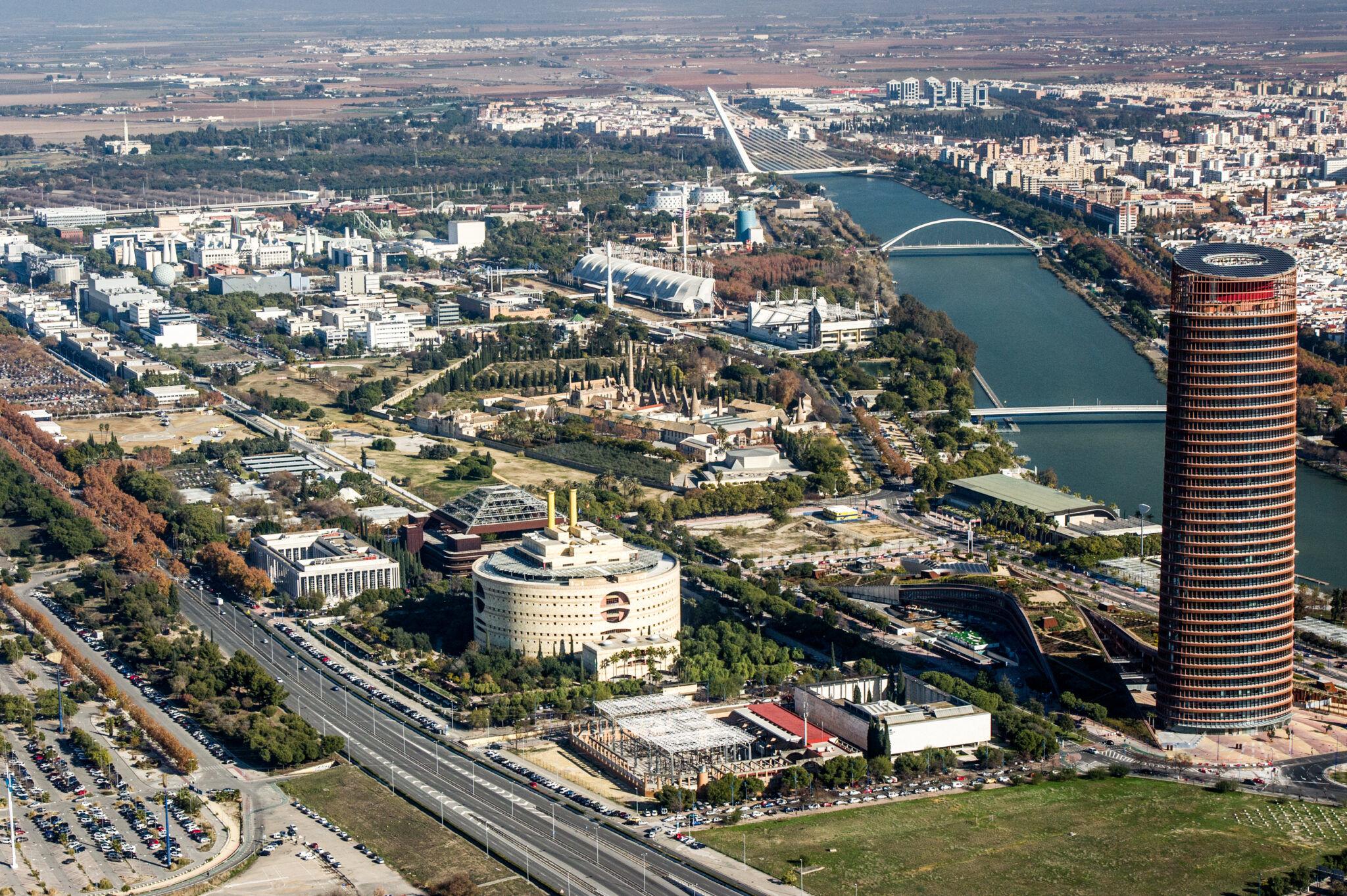 Andalucía acogerá la conferencia internacional de Parques Científicos y Tecnológicos de España