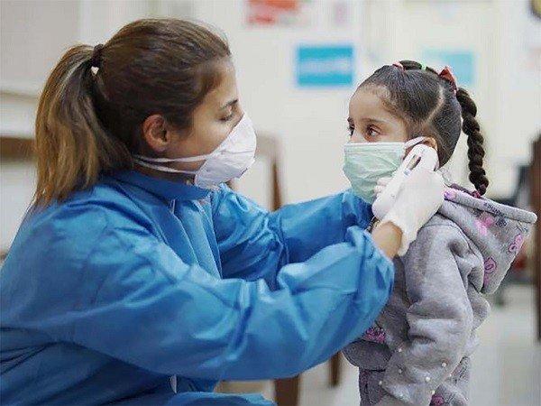 Material sanitario aulas Andalucía