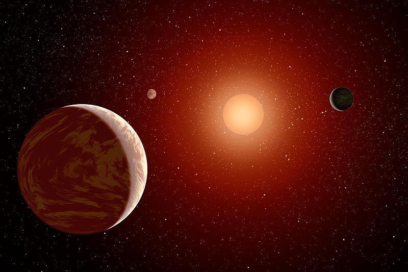 Científicos de Andalucía descubren que la estrella Luyten, una de las más cercanas a la Tierra, podría albergar vida