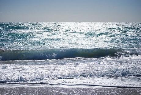De turismo por Andalucía… hoy paramos en la costa de Cádiz, con aguas turquesas de ensueño