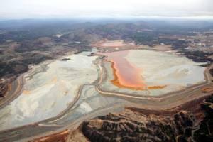 Ecologistas en Acción alerta de la posibilidad de «un segundo caso Aznalcóllar» en las minas de Riotinto tras la autorización de la Junta