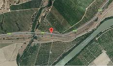 En Sevilla un fallecido y cuatro heridos al caer por un puente un coche en la carretera de Palma del Río a Peñaflor