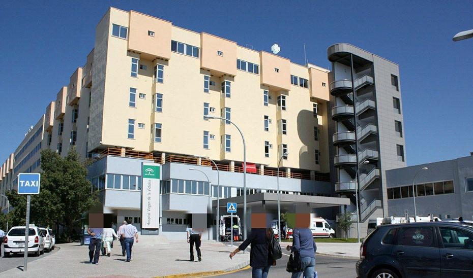 Rescatado un hombre que había caído al río Guadalhorce en Alhaurín de la Torre, en Málaga