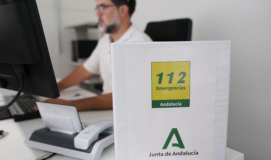 180 incidencias en Andalucía por el viento y la lluvia