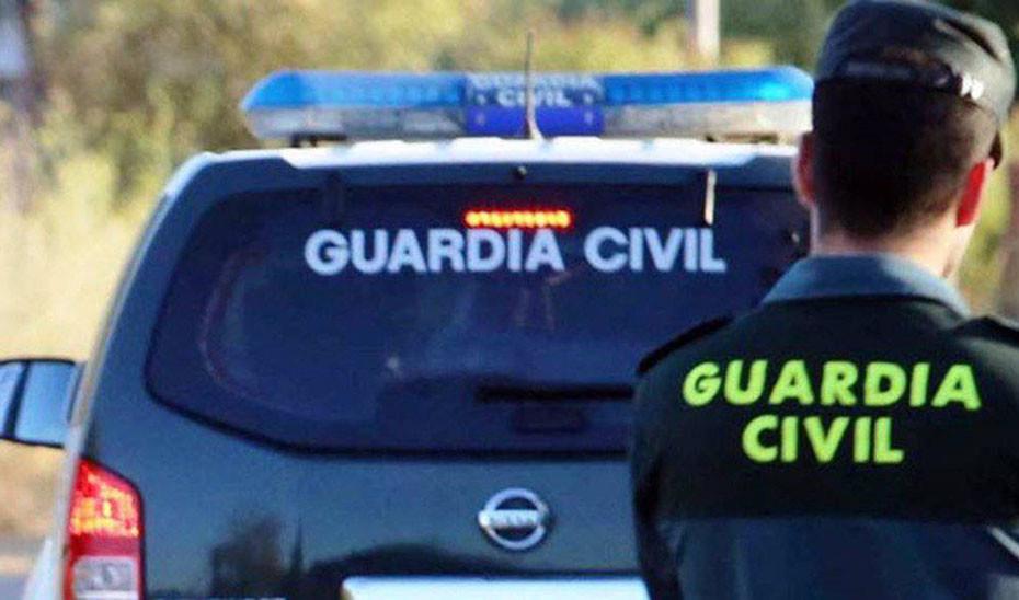 Muere un motorista en accidente de tráfico en Alhama de Granada