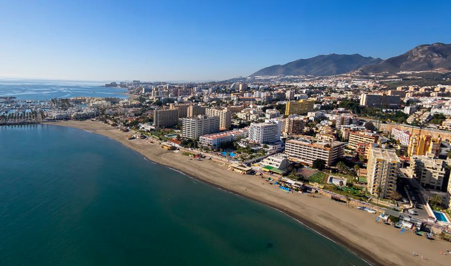 Fallece un hombre ahogado en una playa de Torremolinos, Málaga