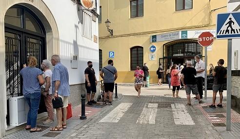 El Sindicato Médico de Andalucía denuncia que los Centros de Salud utilizan una misma cita «para 11 pacientes a la vez»