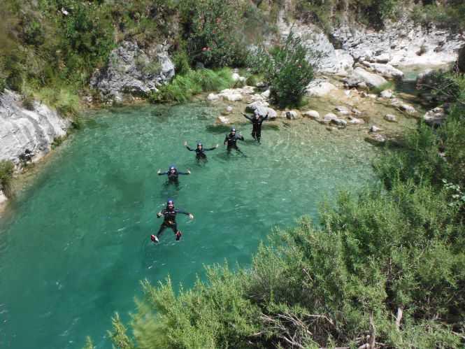 De turismo por Andalucía… actividades de aventura que jamás olvidarás