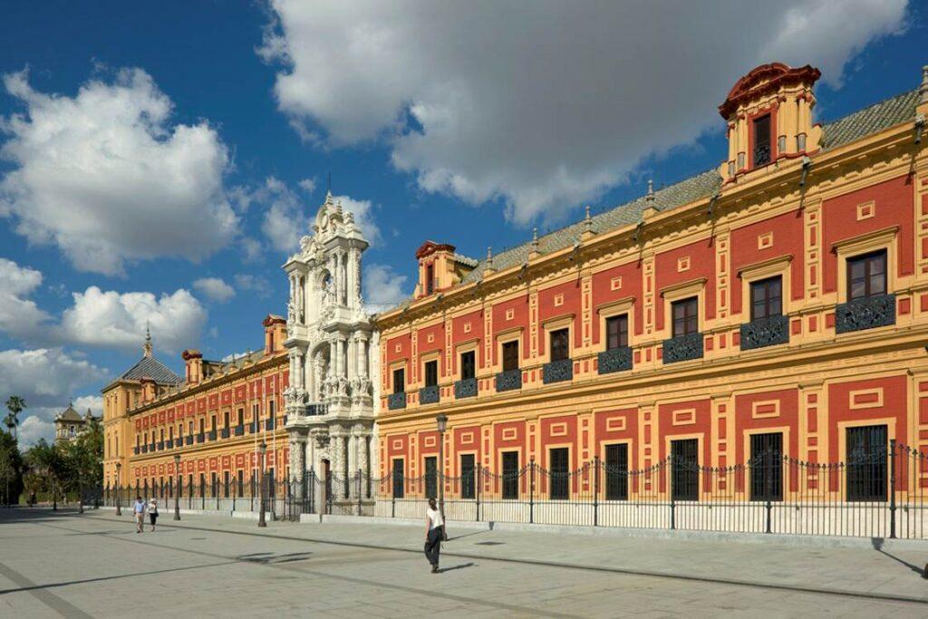 Sede de la Junta de Andalucía