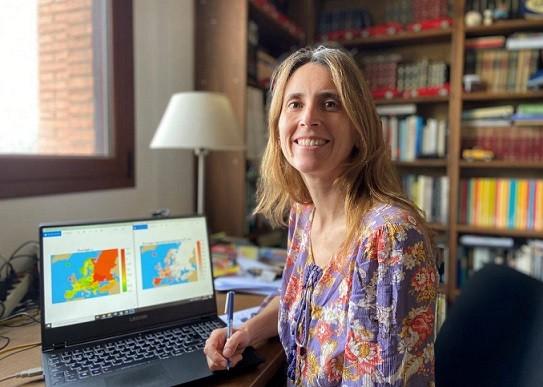 """Clara Prats, modelizadora evolución del coronavirus: """"Si se hubiera actuado antes en Madrid, las medidas contra la covid-19 en el resto serían más suaves"""""""