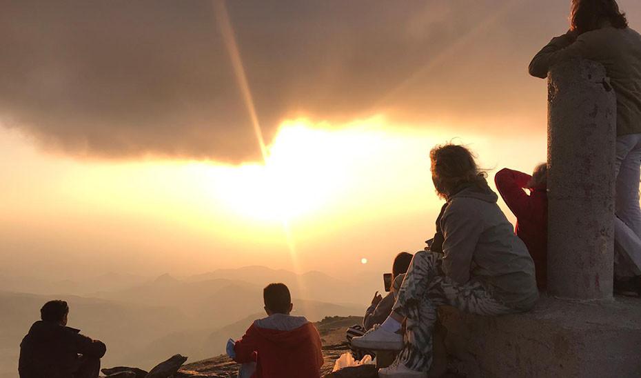 ¿Por qué Sierra Nevada ha recibido más de 27.000 visitantes… en agosto?