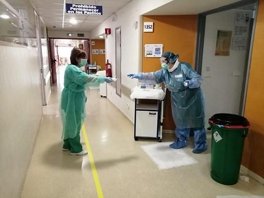 Coronavirus en Andalucía. Última hora