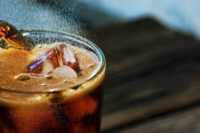 Alimentación sana y bebidas azucaradas