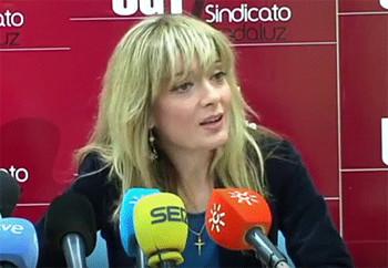 Carmen Castilla reclama a la Junta de Andalucía más recursos para la educación pública
