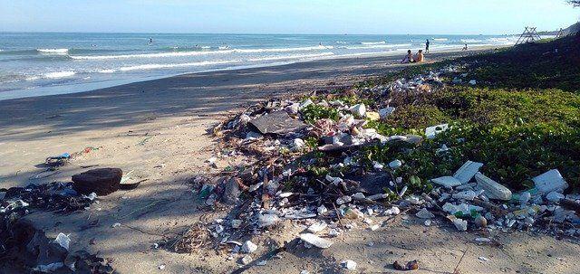 Plástico, residuos y cambio climático