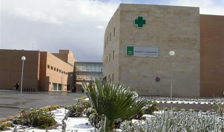 hospital coronavirus Andalucía