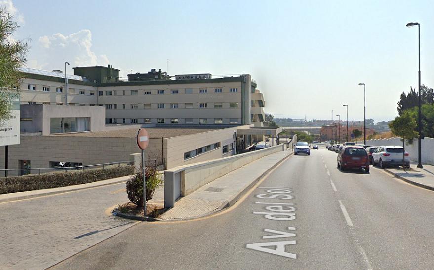 Herido el conductor de un camión tras ser arrollado por su vehículo en Vélez-Málaga