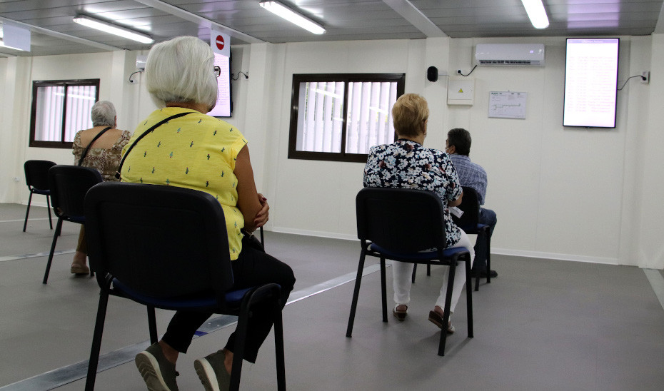 ¿Conoces 'TurnoSAS'? Es el nuevo sistema de gestión electrónica de colas en Andalucía