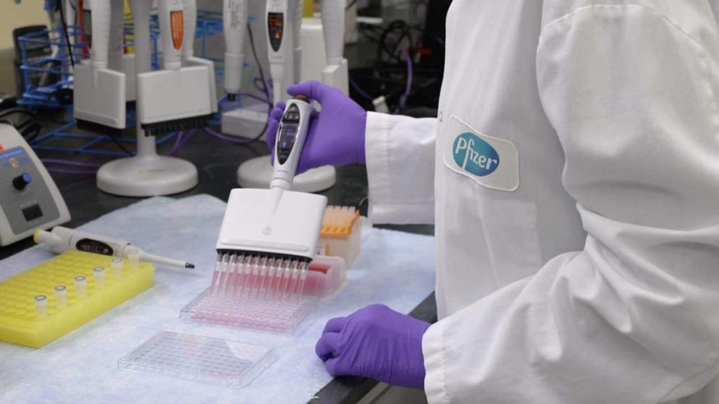 vacuna de Pfizer contra el coronavirus covid-19