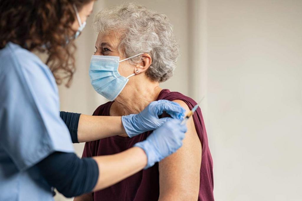 Vacuna Covid Andalucía